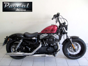 Harley Davidson Sportester Forty-eight 2015 Vermelha