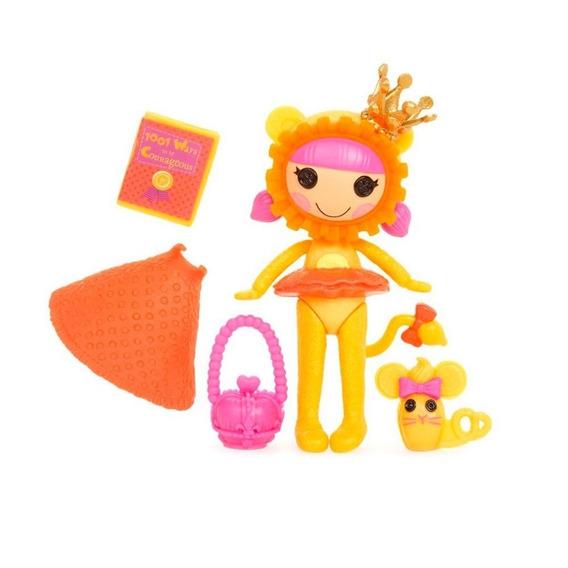Lalaloopsy-mini Boneca Vi Kitty B. Brave Buba 2814