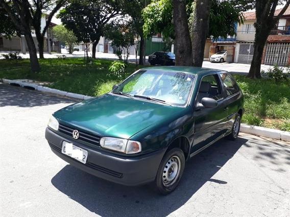 Volkswagen Gol 1.0 Mi 8v Gasolina 2p Manual 1997/1998