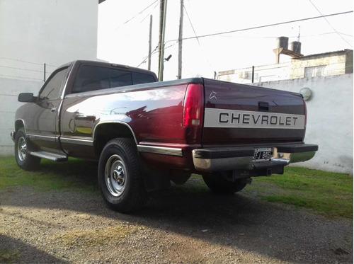 Chevrolet Silverado 6.5 Turbo Diesel V8