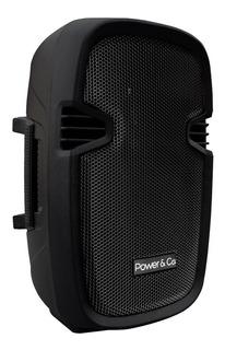 Bocina Amplificada Bluetooth Xp-8000bk Power&co Negra 8