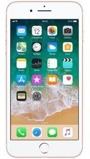 iPhone 7 Plus Apple 128gb Ouro Rosa 4g Tela 5.5-retina Câ