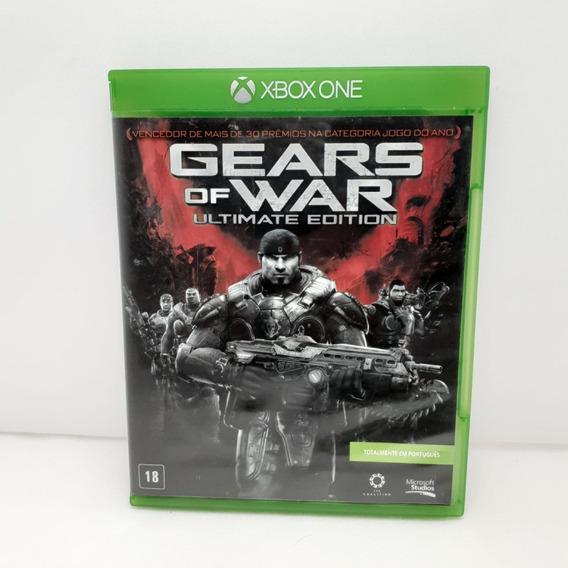 Jogo Gears Of War Xbox One Original
