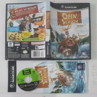 Open Season / Gamecube Gc & Wii