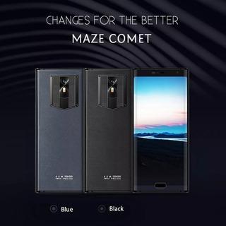 Maze Comet, 4/64 Gb, Octacore, Huella, 13+8 Mpx, 5.7 Pulg