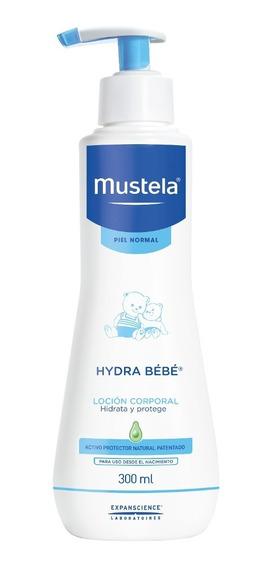 Mustela Hydra Bebé Loción Corporal 300 Ml Piel Normal