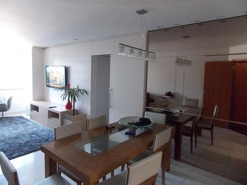 Apartamento Com 3 Quartos Para Comprar No Estoril Em Belo Horizonte/mg - 1982