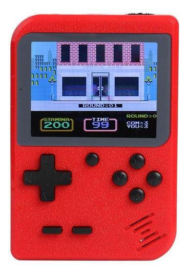 Video Game Console Retro Handheld Game Player Built-in 500