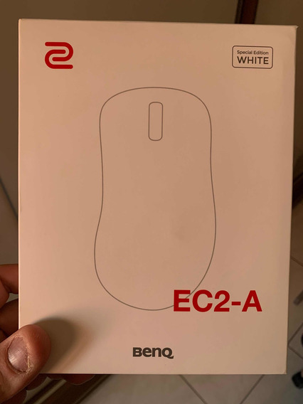 Mouse Zowie Ec2-a White Limited Benq