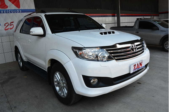 Toyota Hilux Sw4 Srv-at 4x4 3.0tb-ic 16v(n.serie) Blin