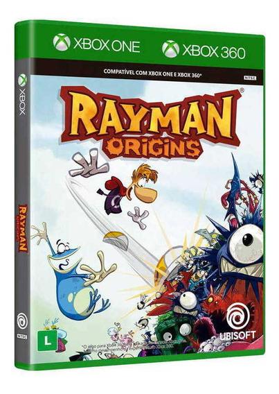 Game Rayman Origins - Xbox 360 / Xbox One