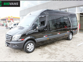 Sprinter 2019 415 Bigvan Executiva Elite 19l Preta (2019)