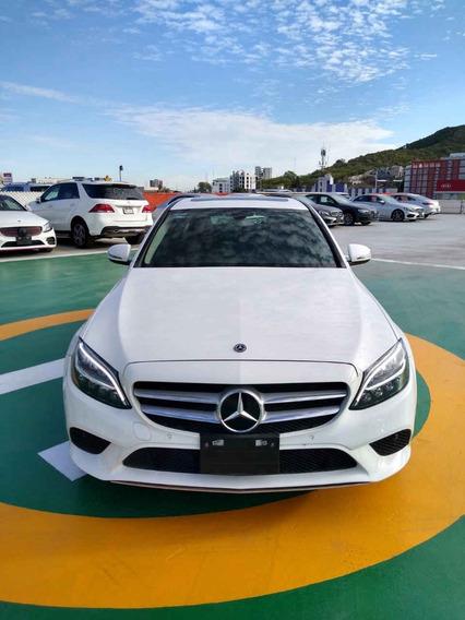 Mercedes-benz Clase C 2019 4p C 200 Sport L4/1.5/t Aut