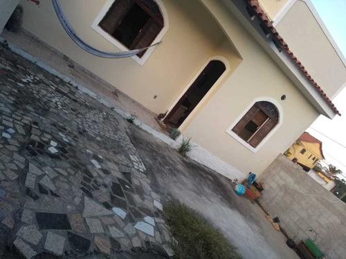 Imagem 1 de 7 de Fm54 Linda Casa Com 2 Quartos E Garagem Em Iguabinha!