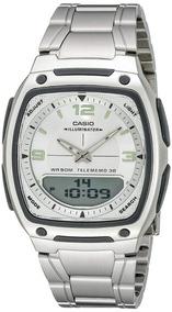 Reloj Casio Men Aw81d-7av Análogo Digital