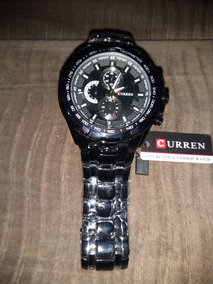 Relógio De Pulso Masculino Curren 8024 Original