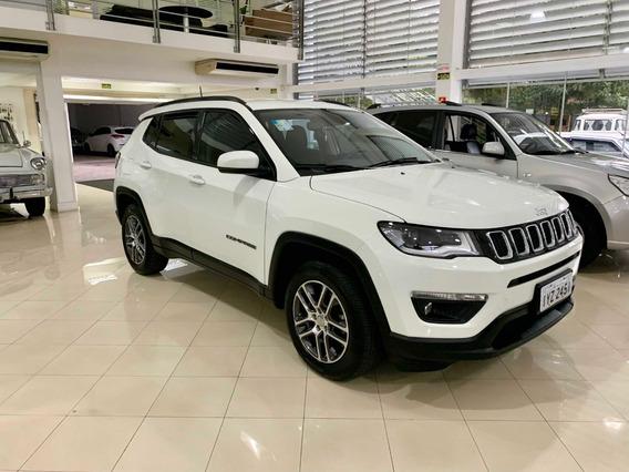 Jeep Compass Sport 2.0 Flex 2019