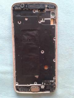 Motorola G5s Sem A Frontal Não Da Áudio