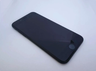 iPhone 7 128gb Preto Matte Desbloqueado Ios 10 Wi-fi + 4g