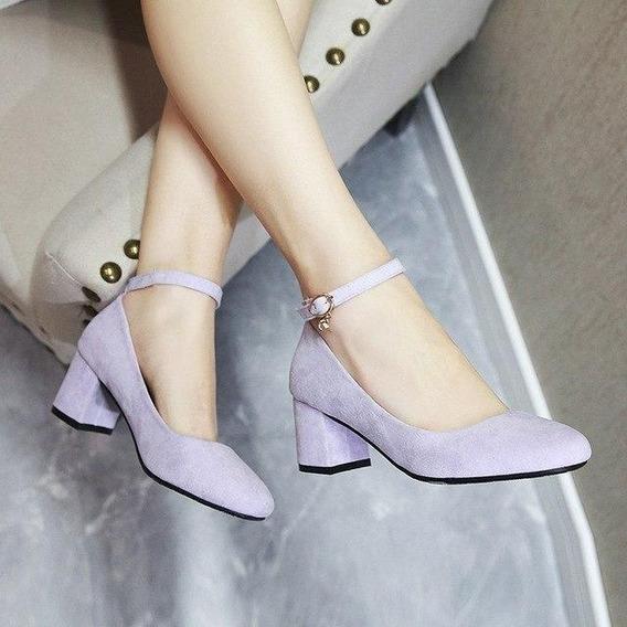 Sapato Feminino Nasipal 25463 Importado Frete Grátis