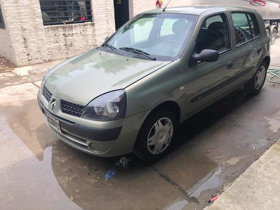 Renault Clio 1.5 Authent. Aa 2005