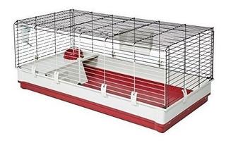 Juego De Casa Para Conejos De Lujo Wabbitat De Midwest Home