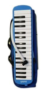 Flauta Melodica 32 Notas Colores + Funda Regalo Lpd Full