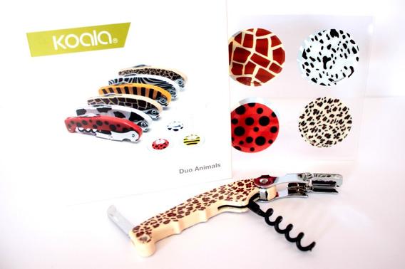 Descorchador Leopardo + 8 Identificadores ¡envío Gratis