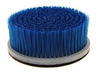 Cepillo Para Tapiceria Y Alfombras 5 Uso Con Pulidora