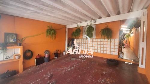 Casa Com 2 Dormitórios À Venda, 96 M² Por R$ 445.000,00 - Parque Jaçatuba - Santo André/sp - Ca0468