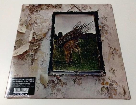 Lp Led Zeppelin Iv 180g Gatefold I Ii Iii Houses Of The Holy