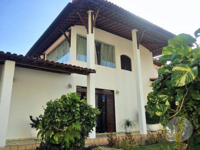 Casa Residencial À Venda, Intermares, Cabedelo. - Ca1388