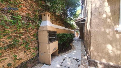 Casa Com 4 Dormitórios Para Alugar, 450 M² Por R$ 24.000/mês - Jardim América - São Paulo/sp - Ca3765