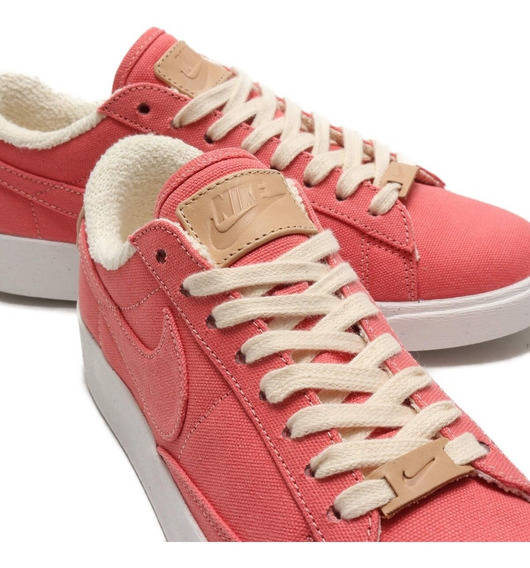Tenis Nike W Blazer Low Lux The Plant Collection Dama 25.5