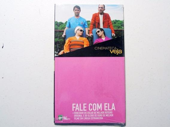 Livro Fale Com Ela (cinemateca Veja)