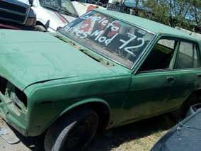 Datsun Sedan 1972 Completo O Por Partes Funcionando