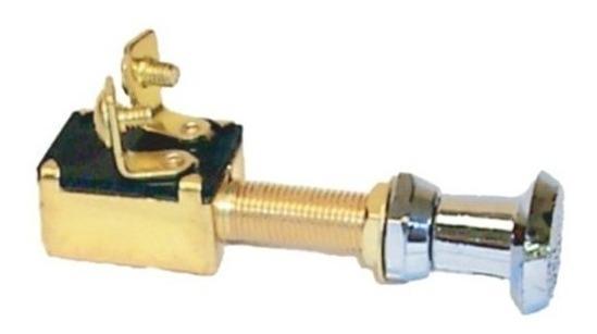 Interruptor Push-pull Sierra Mp39520 - Encendido-apagado Sps