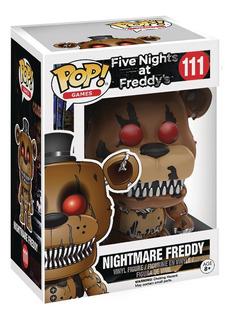 Pop Funko Five Nights At Freddy