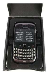 Celular Blackberry Curve 3g 9300 Novo Frete Grátis