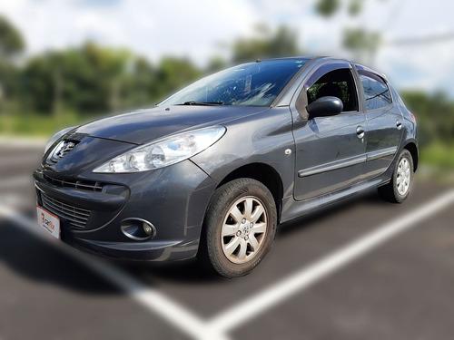 Imagem 1 de 14 de Peugeot 207 1.4 Xr Sport 8v Flex 4p Manual