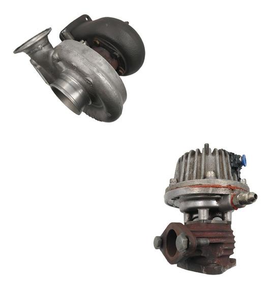 Kit Turbo Ap Turbina Hx / Valvula Mack