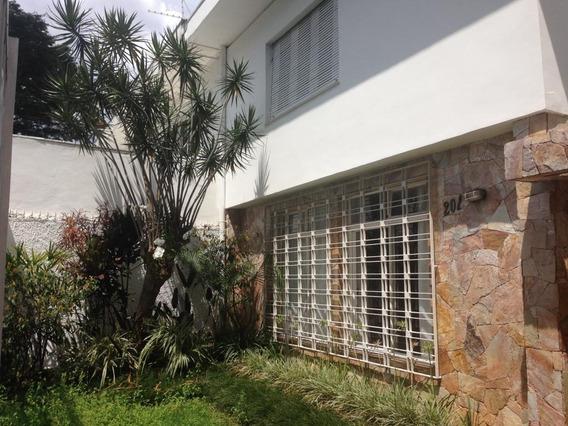 Sobrado Com 3 Dormitórios À Venda, 180 M² Por R$ 1.250.000 - Indianópolis - São Paulo/sp - So0022