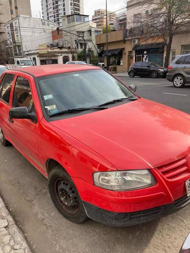 Imagen 1 de 3 de Volkswagen Gol 2008 1.6 I Power 601