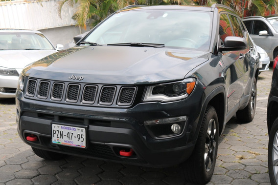 Jeep Compass Trailhawk 4x4 Q/c Gps 2018