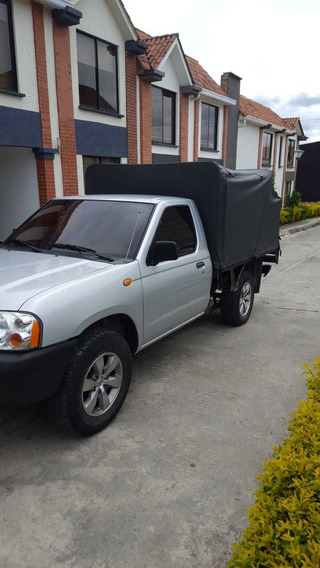 Nissan Frontier Motor 2.400 Gasolina 4x2 Estacas