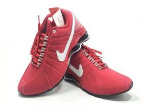 Tênis Masculino Nike Shox Junior Importado Envio 2 Pares