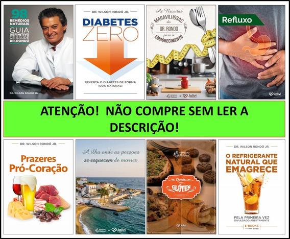 98 Remédios Naturais - Guia Definitivo De Saúde Do Dr. Rondó