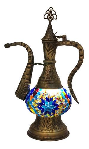 Imagen 1 de 10 de Lámpara Turca Aladino Y/o Jarra