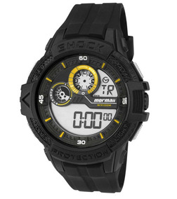 Relógio Mormaii Mo3900a/8y Mo3900a 8y Preto Casio G-shock