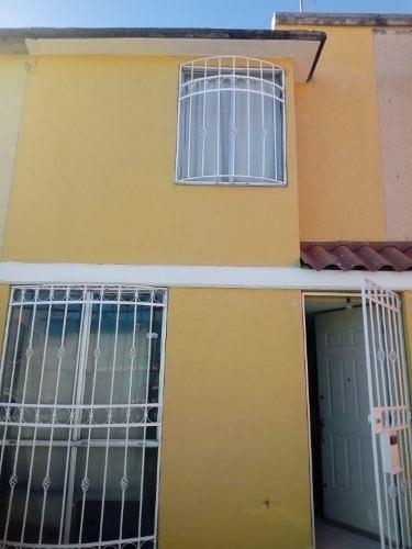 Casa En Venta En San Vicente Chicoloapan